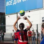 Мастер-класс на Дне рождения спортивного гипермаркета «Декатлон Октябрьский».