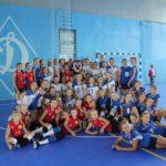 Открытый турнир Самарской региональной организации ОГО ВФСО «Динамо» по волейболу «Осень-2018» среди девочек 2004-2005 и 2006-2007 г.р.