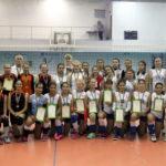 Межрегиональный турнир по волейболу среди команд девушек 2004-2005 г.р. в г. Казань.