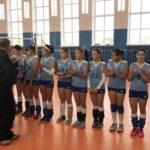 Первенство Самарской области по волейболу среди девушек 2004-2005 г.р.