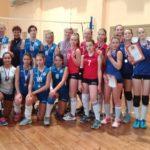 Областной турнир по волейболу среди команд девушек 2003 г. и моложе, посвященный памяти В.А. Карякина.