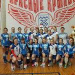 Третий открытый Рождественский турнир по волейболу в г. Тольятти.