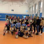 Первенство Самарской области по волейболу среди девушек до 18 лет 2020г.